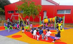 Servicios - Parques infantiles