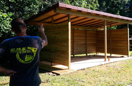 momanor estructuras de madera