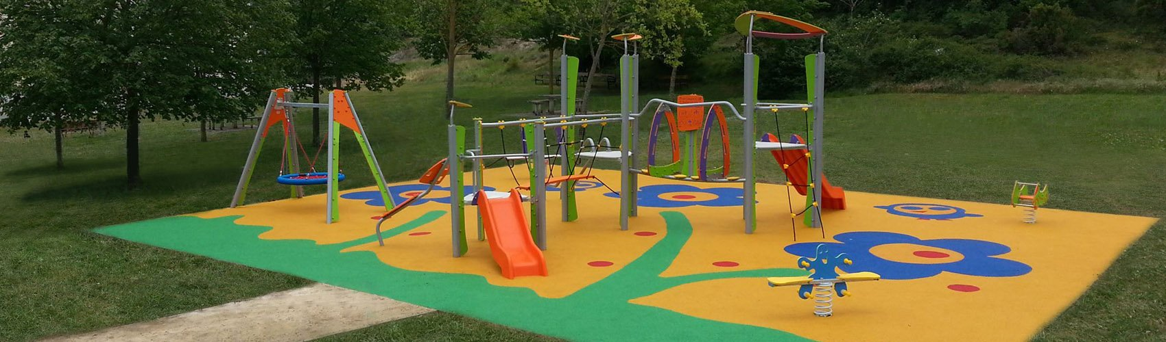 mantenimiento de parques infantiles